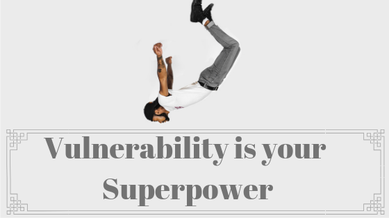 Image result for vulnerability as a superpower