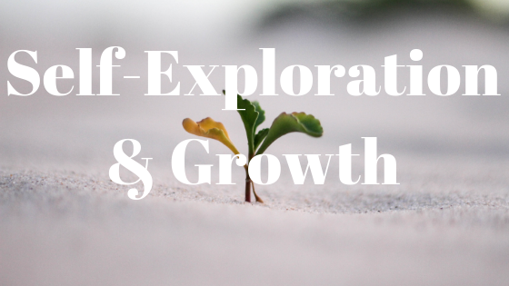 self-exploration and growth