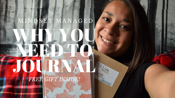 Why You Need to Journal