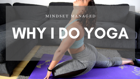 why I do yoga