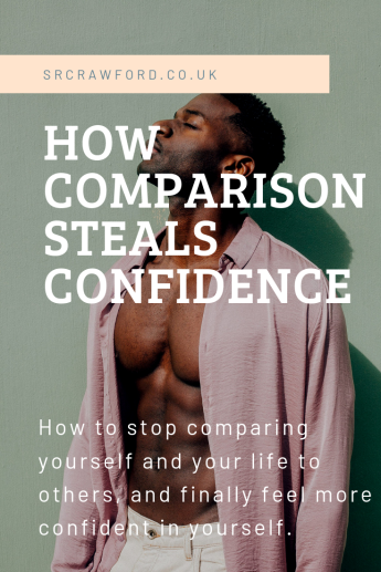 How comparison steals confidence