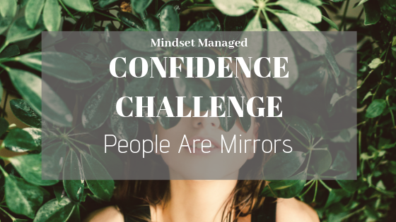 people are mirrors