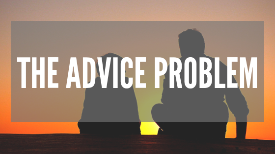 The advice problem