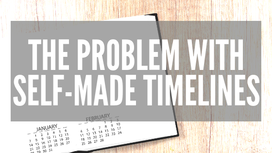 The Problem with Self-Made Timelines