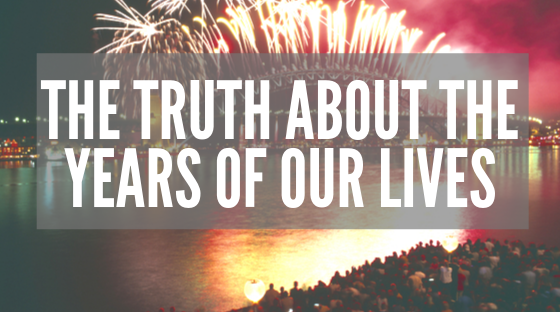 The Truth About The Years Of Our Lives