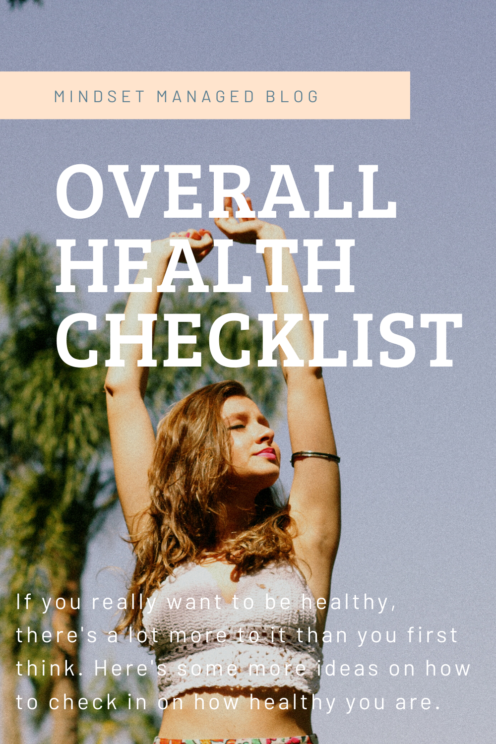 how to be healthy overall